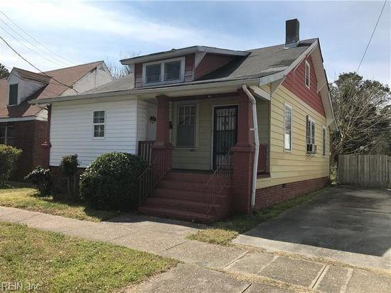 2000 Camden Ave, Portsmouth, VA 23704 (#10246576) :: Vasquez Real Estate Group