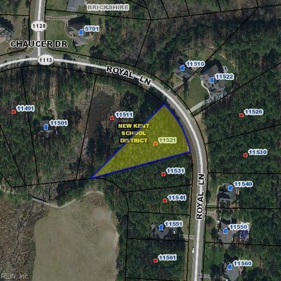 11521 Royal Ln, New Kent County, VA 23140 (#10246636) :: Berkshire Hathaway HomeServices Towne Realty