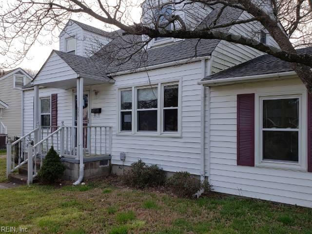 600 Quail Ave, Chesapeake, VA 23324 (MLS #10247138) :: Chantel Ray Real Estate