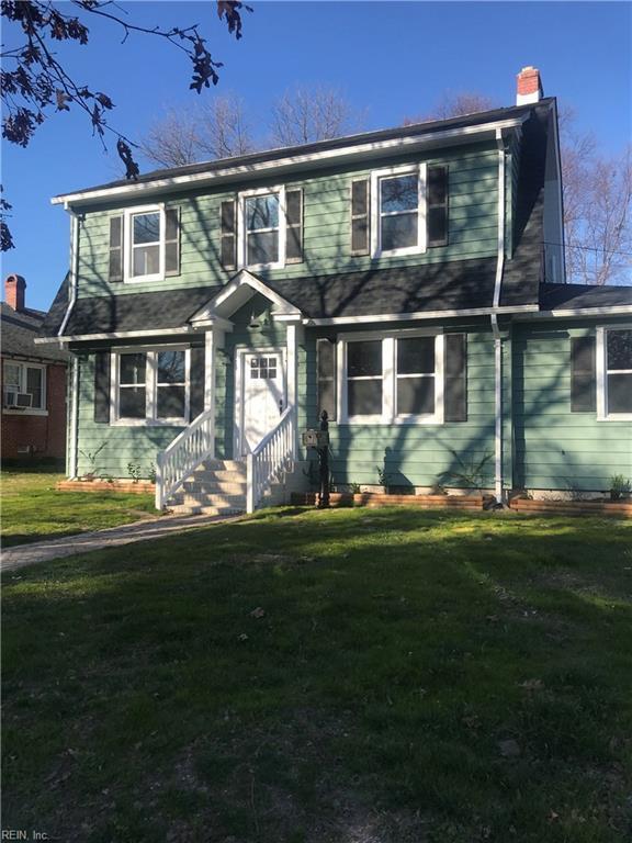 100 Park Ave, Newport News, VA 23607 (#10247187) :: 757 Realty & 804 Homes