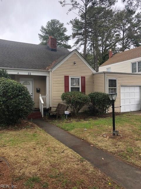 31 Irwin St, Portsmouth, VA 23702 (#10247241) :: Reeds Real Estate