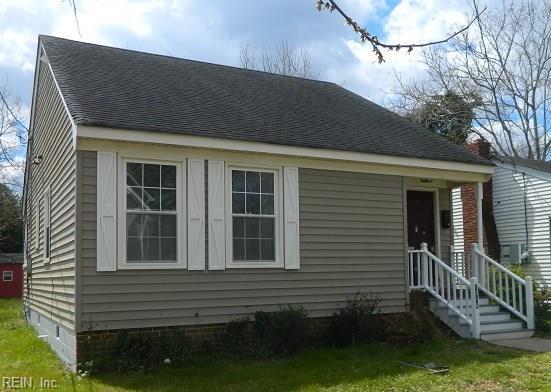 1016 Calloway Ave, Chesapeake, VA 23324 (#10247466) :: Abbitt Realty Co.