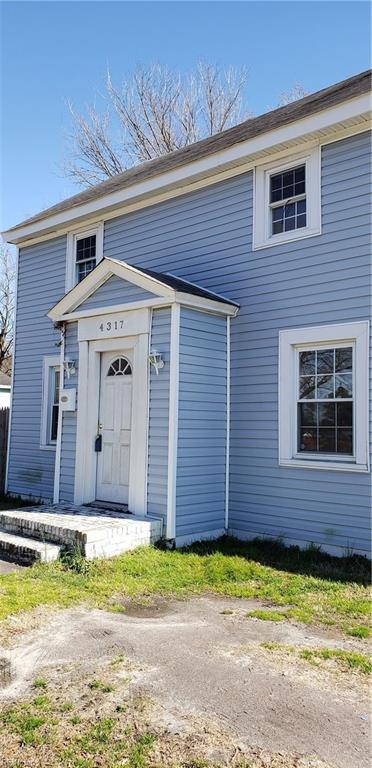 4317 George Washington Hwy, Portsmouth, VA 23702 (#10247529) :: Momentum Real Estate