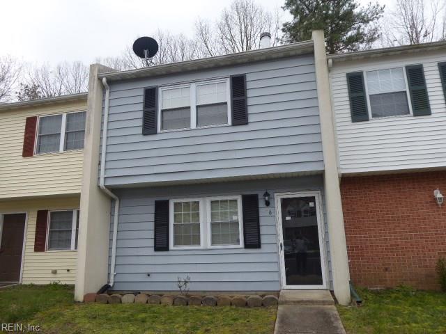 6 Betty Lee Pl, Newport News, VA 23602 (#10249266) :: Atlantic Sotheby's International Realty
