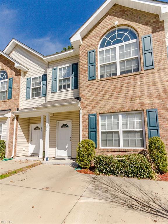 583 Old Colonial Way, Newport News, VA 23608 (#10249537) :: Vasquez Real Estate Group