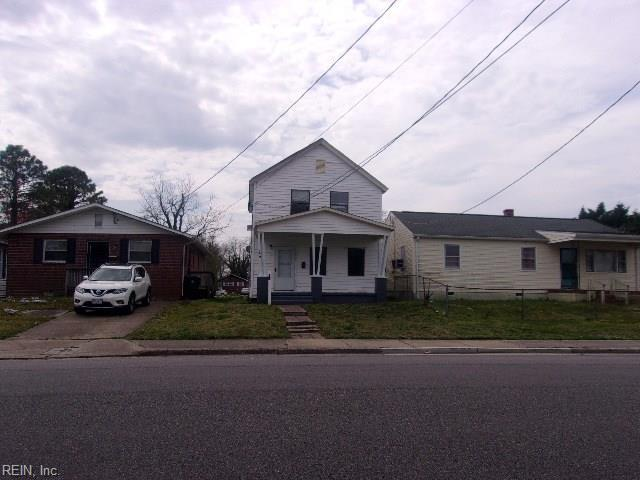 329 Maple Ave, Newport News, VA 23607 (#10249967) :: Abbitt Realty Co.