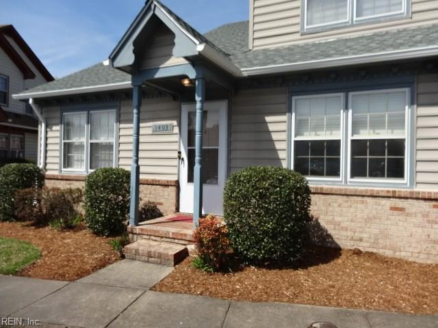 1403 Lake Huron Dr, Virginia Beach, VA 23464 (#10250067) :: Chad Ingram Edge Realty