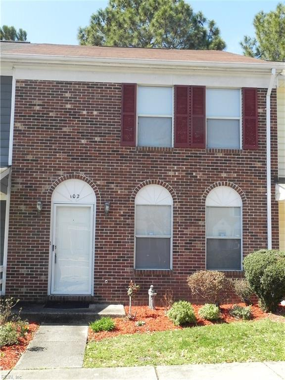 102 Whitewater Dr, Newport News, VA 23608 (#10250090) :: RE/MAX Alliance