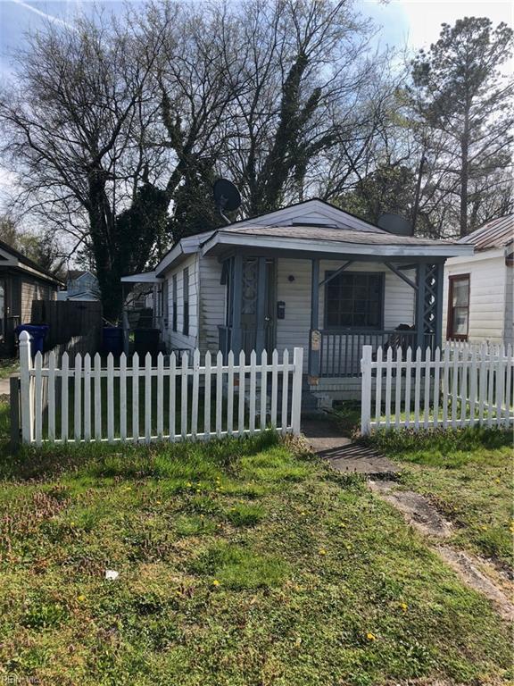 1217 Highland Ave, Portsmouth, VA 23704 (#10250137) :: Abbitt Realty Co.