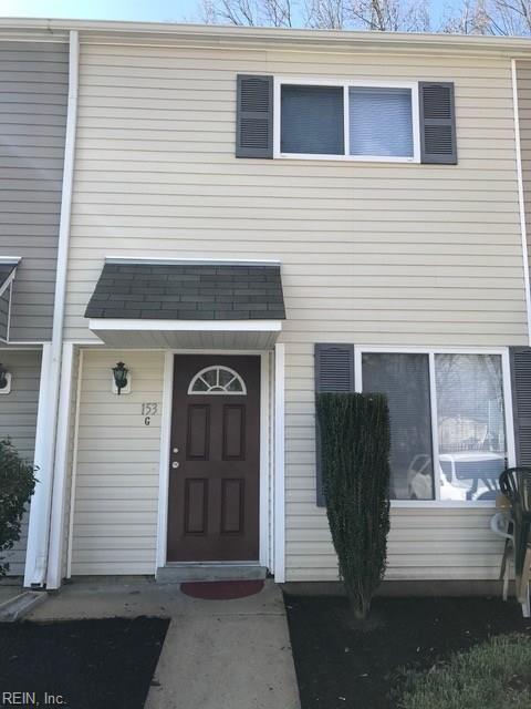 153 Delmar Ln G, Newport News, VA 23602 (#10250206) :: Kristie Weaver, REALTOR