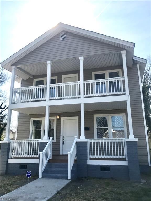 1428 Lansing Ave, Portsmouth, VA 23704 (#10251020) :: Chad Ingram Edge Realty