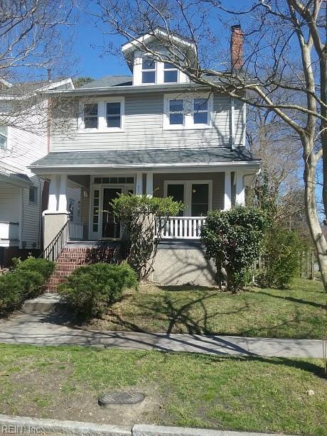 4900 Colonial Ave, Norfolk, VA 23508 (#10251028) :: Chad Ingram Edge Realty