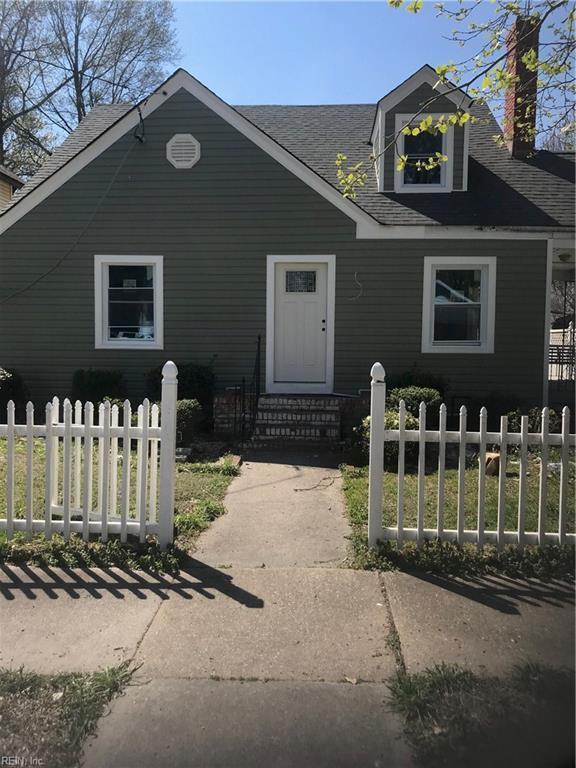 1914 Parker Ave, Portsmouth, VA 23704 (#10251204) :: Chad Ingram Edge Realty