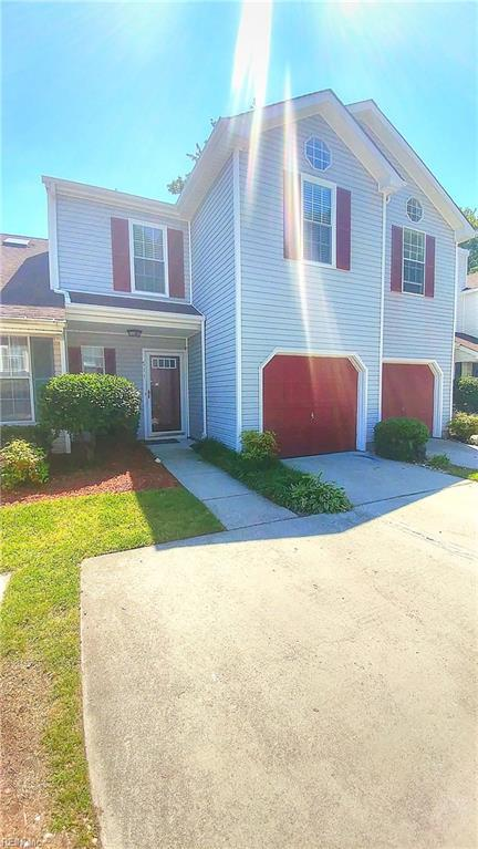711 Aylesbury Dr, Virginia Beach, VA 23462 (#10251362) :: Atkinson Realty