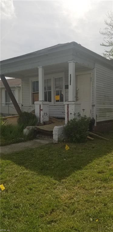 2514 Chestnut St, Portsmouth, VA 23704 (#10252558) :: Atkinson Realty