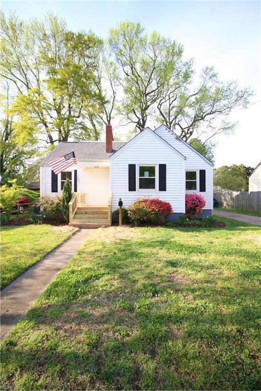 1041 Creamer Rd, Norfolk, VA 23503 (MLS #10253326) :: AtCoastal Realty