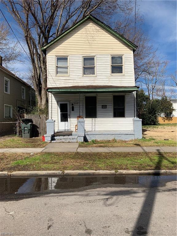 828 A Ave, Norfolk, VA 23504 (#10253352) :: Atkinson Realty