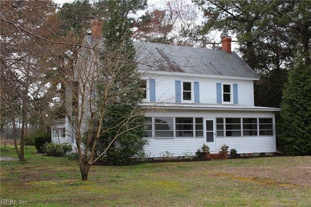 1080 Crab Neck Rd, Mathews County, VA 23076 (#10253547) :: Atlantic Sotheby's International Realty