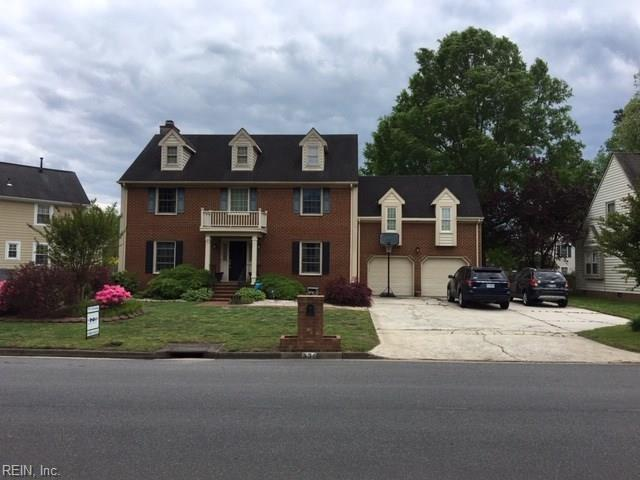 531 Foxgate Qtr, Chesapeake, VA 23322 (#10253581) :: Berkshire Hathaway HomeServices Towne Realty