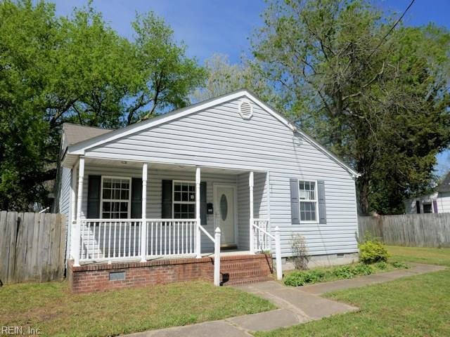 231 Settlers Landing Rd, Hampton, VA 23669 (#10253780) :: RE/MAX Central Realty