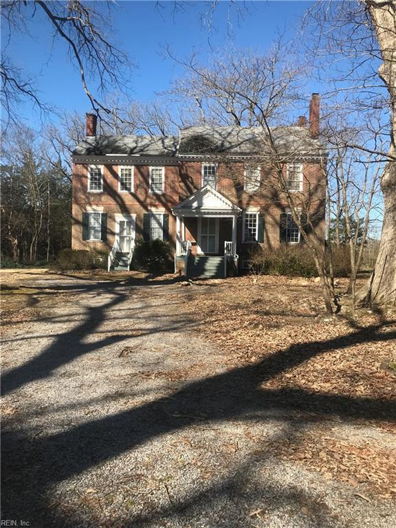 26360 Cool Spring Rd, Sussex County, VA 23890 (#10253787) :: Vasquez Real Estate Group