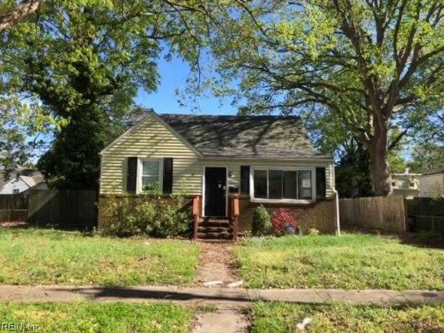4735 Lind St, Norfolk, VA 23513 (#10253992) :: AMW Real Estate