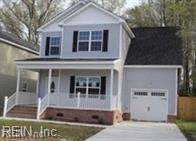 34 Doolittle Rd, Hampton, VA 23669 (MLS #10254138) :: Chantel Ray Real Estate
