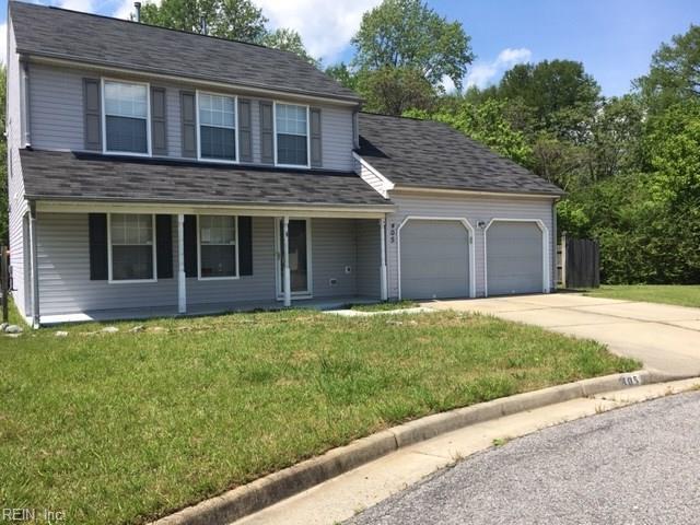 405 White Oak Ln, Suffolk, VA 23434 (#10254381) :: AMW Real Estate