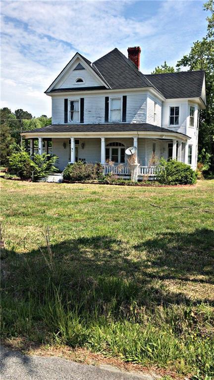 15235 Whitehead Rd, Southampton County, VA 23828 (#10254577) :: Momentum Real Estate