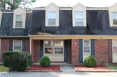 393 Deputy Ln C, Newport News, VA 23608 (#10254651) :: Austin James Realty LLC