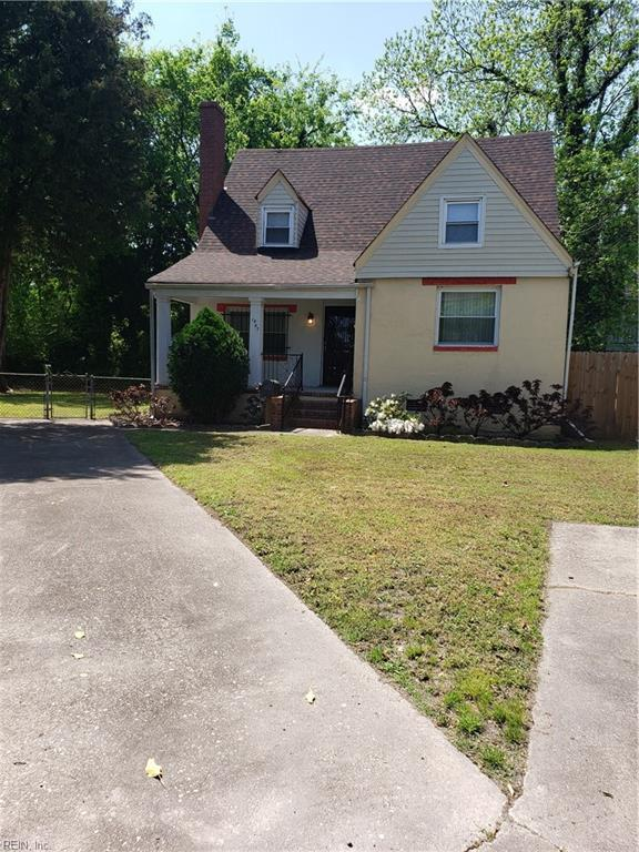 1447 Dungee St, Norfolk, VA 23504 (#10254830) :: RE/MAX Alliance