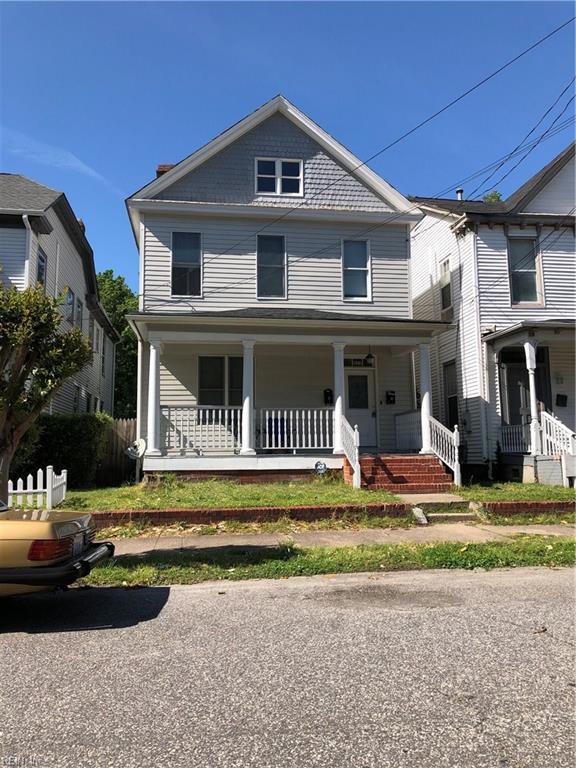 1050 Ann St, Portsmouth, VA 23704 (#10254855) :: Momentum Real Estate