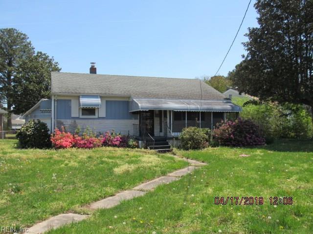 421 Truman Cir, Portsmouth, VA 23701 (#10254860) :: AMW Real Estate