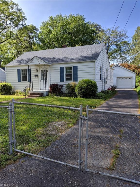 635 Brewer St, Newport News, VA 23605 (#10254911) :: AMW Real Estate