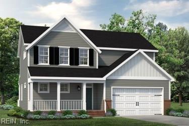 1021 Penell Ln, Chesapeake, VA 23322 (MLS #10255428) :: Chantel Ray Real Estate