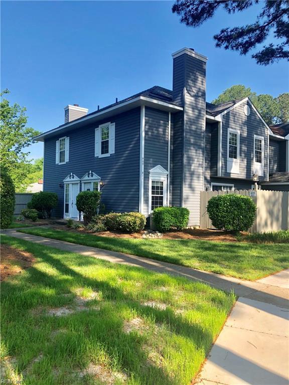 411 Chatterton Dr, Virginia Beach, VA 23454 (#10255640) :: Vasquez Real Estate Group