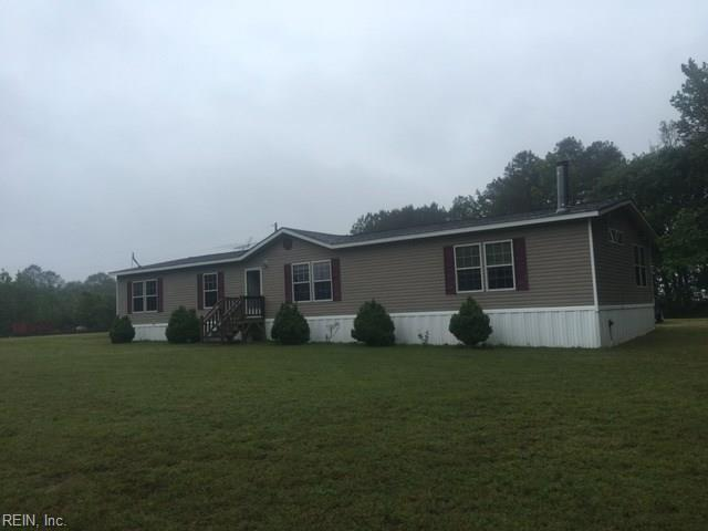 30047 Berlin Dory Rd, Southampton County, VA 23878 (MLS #10255661) :: AtCoastal Realty