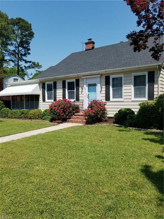 912 Virginia Ave, Suffolk, VA 23434 (#10255994) :: Abbitt Realty Co.