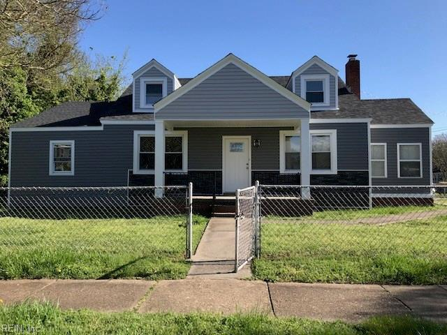 2407 Lincoln St, Portsmouth, VA 23704 (MLS #10256083) :: Chantel Ray Real Estate