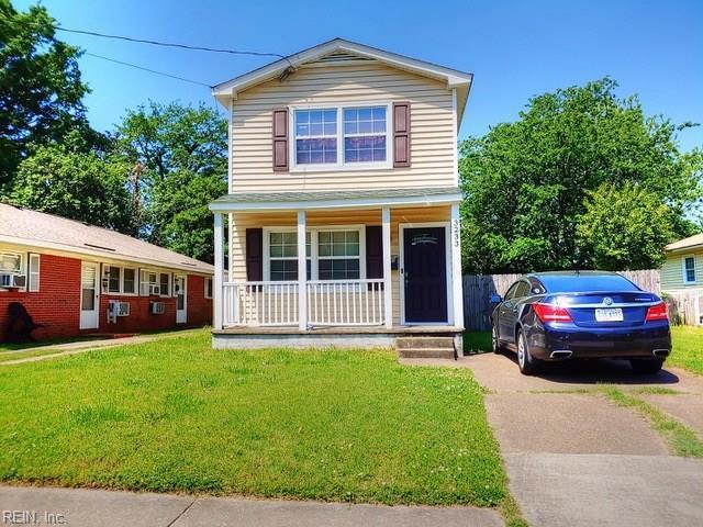 3233 Vimy Ridge Ave, Norfolk, VA 23509 (#10256135) :: Atlantic Sotheby's International Realty