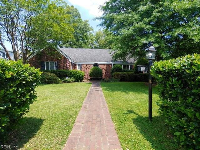 216 Brackenridge Ave, Norfolk, VA 23505 (#10256136) :: Vasquez Real Estate Group