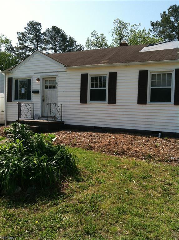 635 Kenosha Ave, Norfolk, VA 23509 (#10256444) :: Abbitt Realty Co.