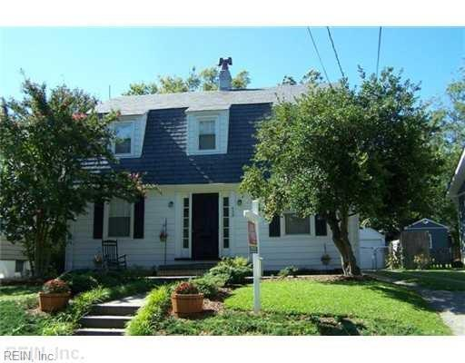 529 New Hampshire Ave, Norfolk, VA 23508 (#10256744) :: Vasquez Real Estate Group