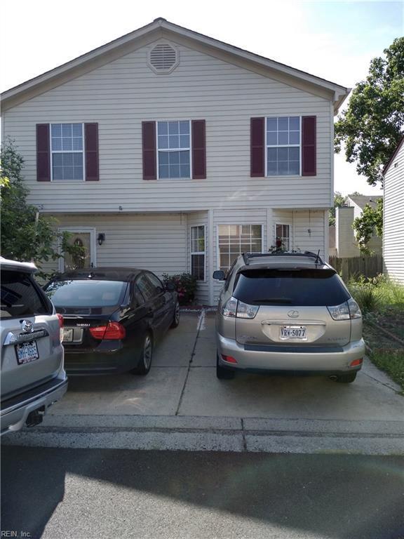 824 Jack Shaver Dr, Newport News, VA 23608 (#10256886) :: Abbitt Realty Co.