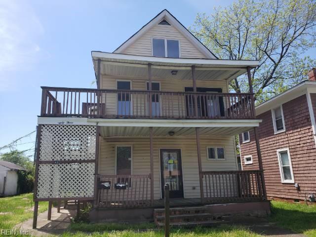 43 Cedar Ave, Newport News, VA 23607 (#10257028) :: Abbitt Realty Co.