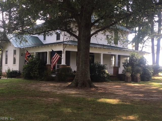 27000 Rose Valley Rd, Southampton County, VA 23851 (#10257133) :: Momentum Real Estate