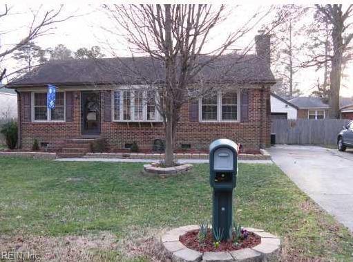 2205 Weber Ave, Chesapeake, VA 23320 (MLS #10257345) :: AtCoastal Realty