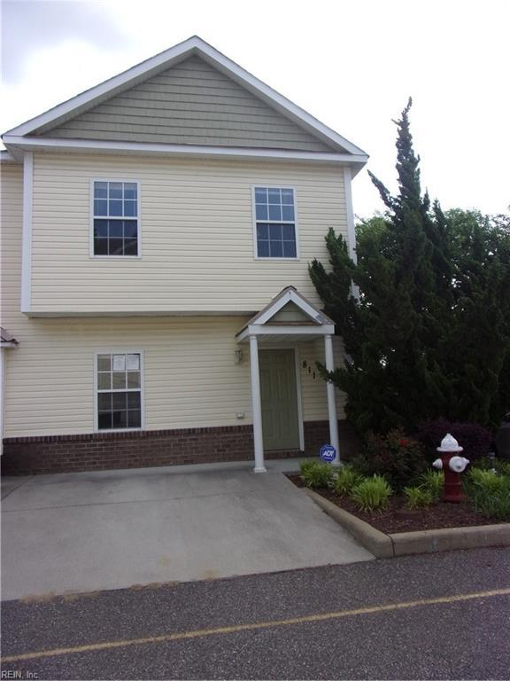 811 Skelton Way, Newport News, VA 23608 (#10257394) :: Momentum Real Estate
