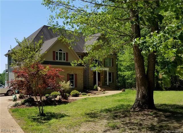 10132 Pond Ridge Ln, Gloucester County, VA 23061 (#10257455) :: Abbitt Realty Co.