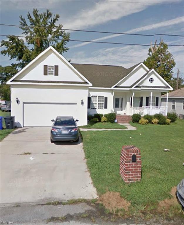 321 Ben St, Suffolk, VA 23434 (#10258006) :: Abbitt Realty Co.